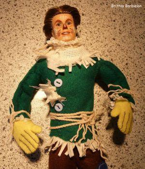Wizard of Oz Scarecrow Bild #12