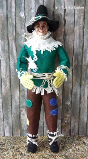 Wizard of Oz Scarecrow Bild #16