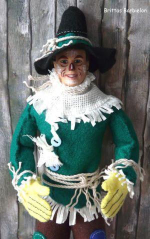 Wizard of Oz Scarecrow Bild #17