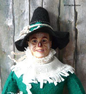 Wizard of Oz Scarecrow Bild #18
