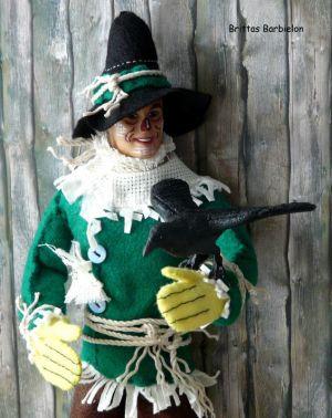 Wizard of Oz Scarecrow Bild #20