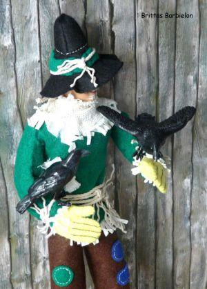 Wizard of Oz Scarecrow Bild #21