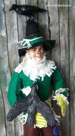 Wizard of Oz Scarecrow Bild #22