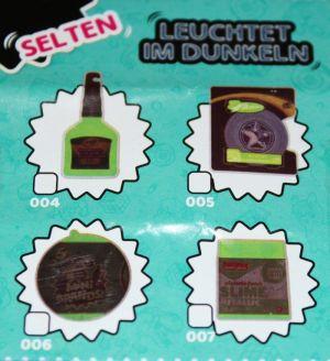 ZURU - 5 Surprise, Toy Mini Brands, Sammel-Guide 004-007