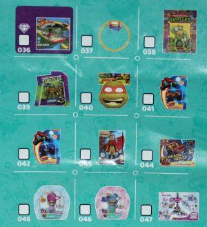 ZURU - 5 Surprise, Toy Mini Brands, Sammel-Guide 036-047