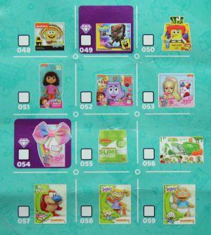 ZURU - 5 Surprise, Toy Mini Brands, Sammel-Guide 048-059