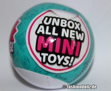 ZURU - 5 Surprise, Toy Mini Brands