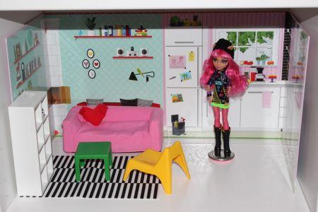 Huset und Spexa von Ikea