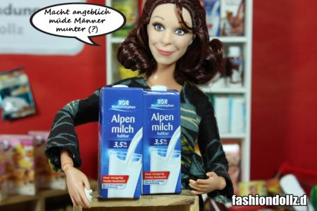 real Mini - Alpenmilch Weihenstephan