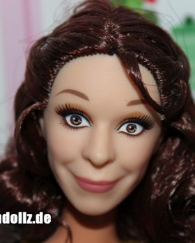 2009 Carol Burnett Barbie 2