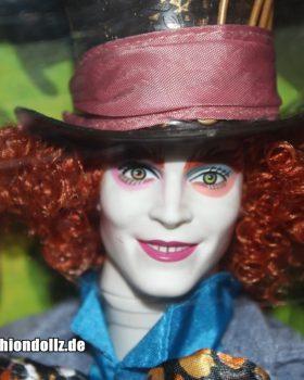 2010 Alice in Wonderland – Mad Hatter (Johnny Depp) T2104