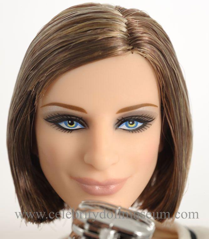 Streisand nase barbra Has Barbra