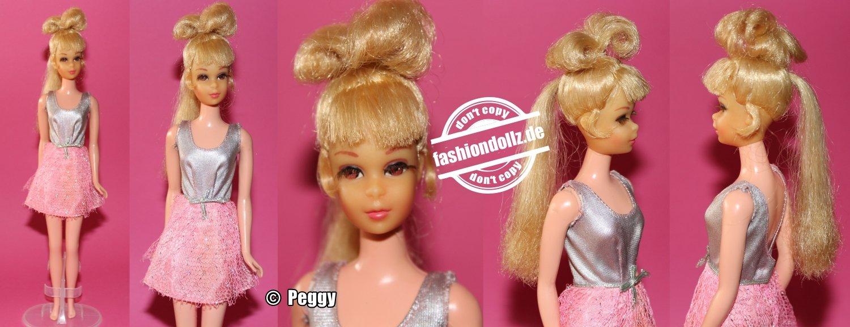 1971-1973 Francie Growin Pretty Hair #1129