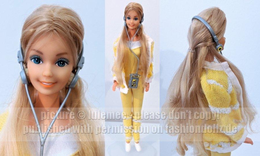 1986 Music Lovin\\\' Barbie Aurimat