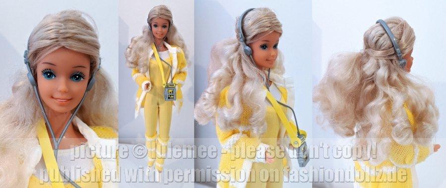 1986 Music Lovin\\\' Barbie Congost
