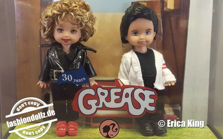 2008 Grease Kelly Gift Set - Sandy & Danny