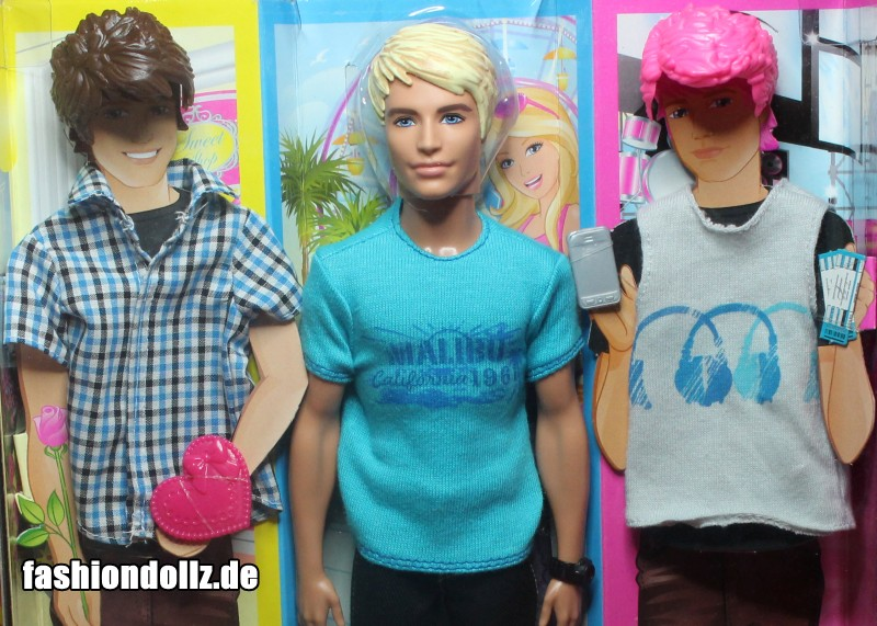 2012 Dating Fun Ken X2344 #05