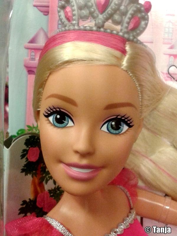 2016 Endless Hair Kingdom Barbie 17 inch