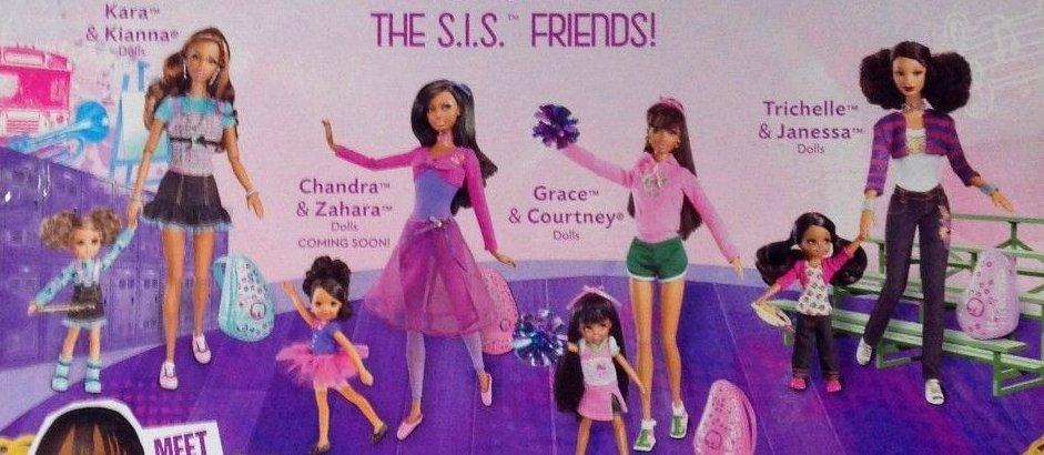 Box Foto SIS Sisters