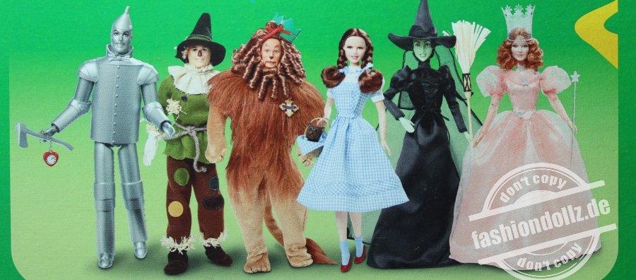 Box Foto Wizard of Oz 2007