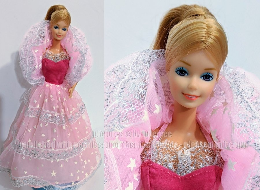 Dream Glow Barbie Aurimat