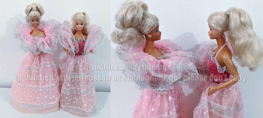 Dream Glow Barbie China