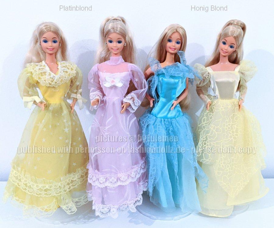 Dream Glow Barbie Taiwan