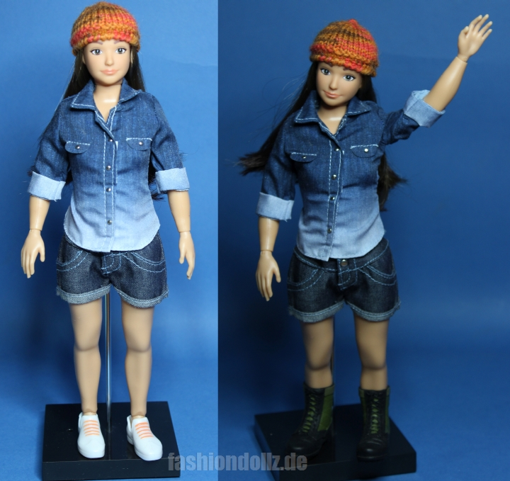 Lammily Doll #04