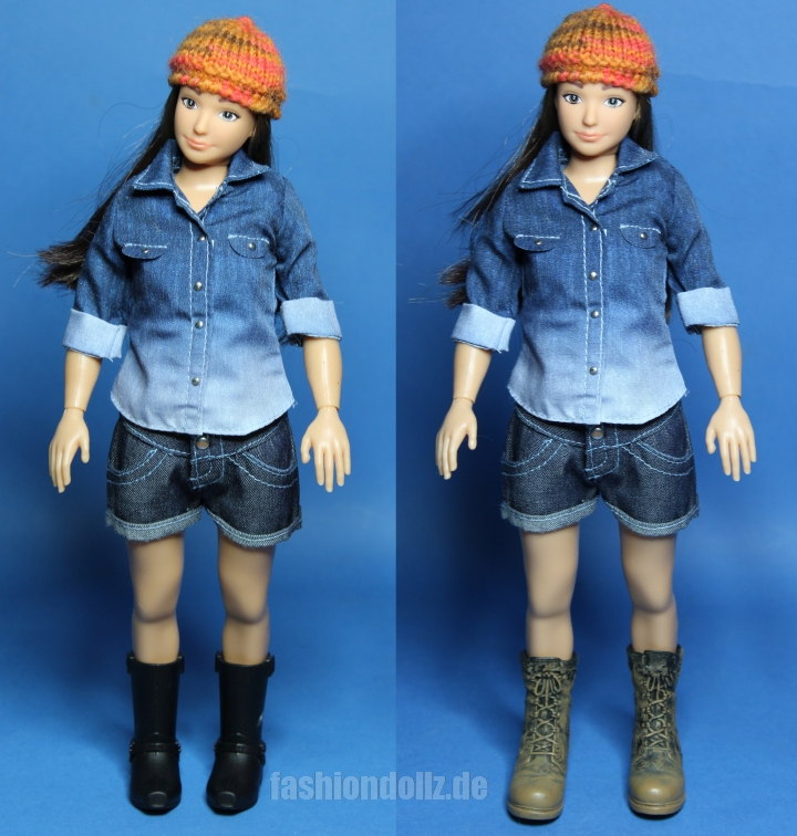 Lammily Doll #05