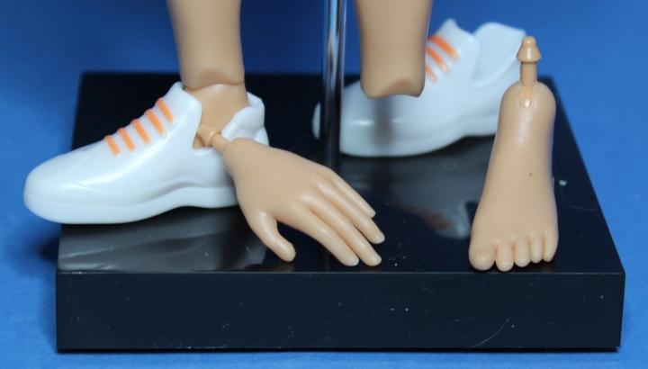 Lammily Doll Füße #02