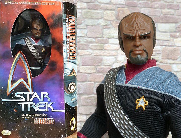 Lt. Commander Worf von Playmates