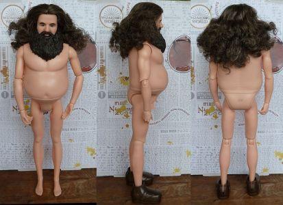 11 Hagrid Körper