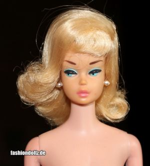 1963 Fashion Queen with blonde wig