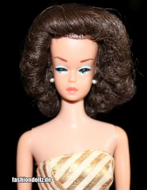 1963 Fashion Queen with brunette wig