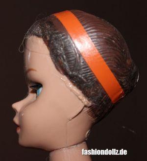 1964 Miss Barbie #1060 - melting damages