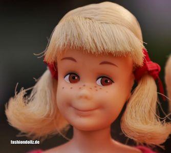 1964 Straight Leg Skooter blonde pink skin