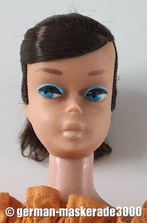 1964 Swirl Ponytail Barbie, brunette #850