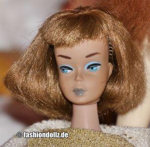 1966 American Girl, cinnamon long hair