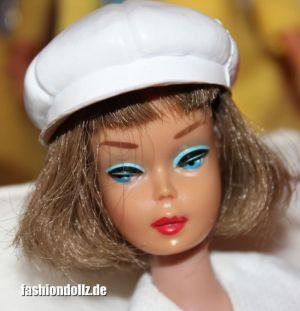 1966 American Girl, light-brown High Color