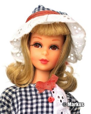 1966 Francie bendable legs blonde #1130