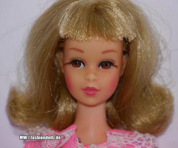 1966 Francie bendable legs, blonde #1130