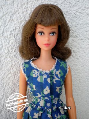 1966 Francie centered blue Eyes, Japan Exclusive