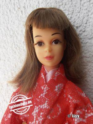 1966 Francie dark brown eyes, Japan Exclusive