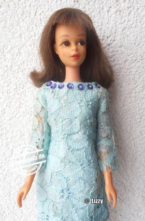 1966 Francie blue side-glancing-eyes, Japan Exclusive