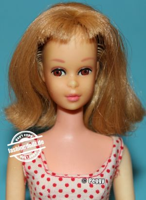 1966 Straight Leg Francie blonde # 1140