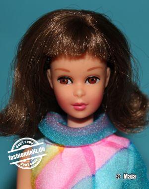 1966 Straight Leg Francie brunette #1140
