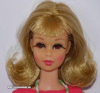 1967-68 Twist'n Turn Francie blonde #1170