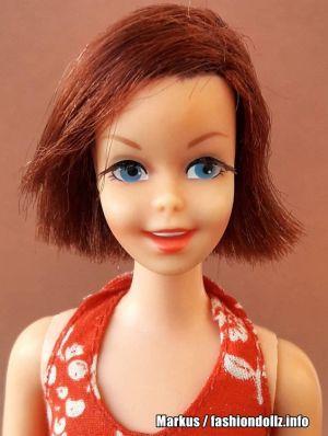 1967 Twist N Turn Casey, redhead #1180