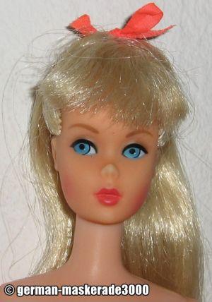 1967 Standard Barbie, blonde #1190