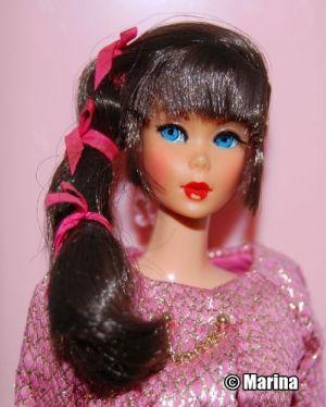 1968 Talking Barbie 1st Edition, brunette #1115